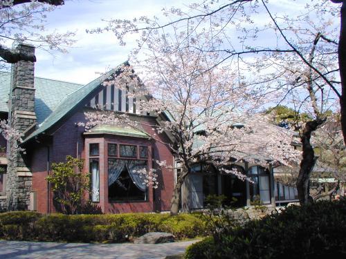 庁舎(旧横须贺镇守府司令长官官舎)概要-日本遗产认定横须贺市の图片